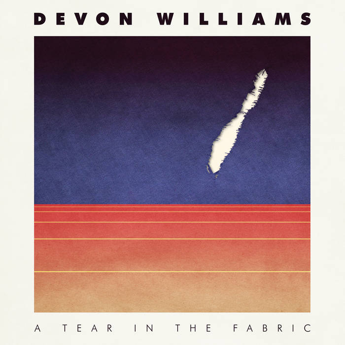 Image for Devon Williams,A Tear In The Fabric