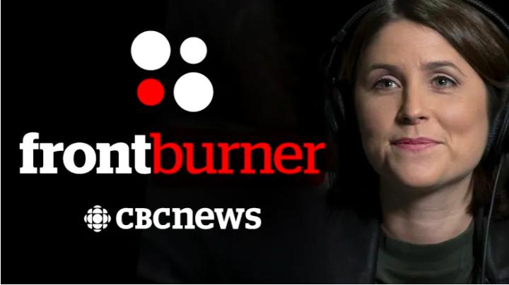 Image for Front Burner, CBC